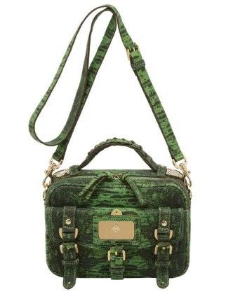 50 Dream Handbags: Mulberry Travel Camera bag, $1,400