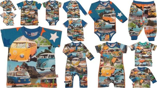 Molo Kids Camper Clothing for Summer 2012