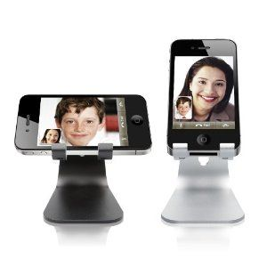 Organizes your desk and enables full access to your smart phone features easily. Elago M2 Mobile Stand design is adaptable with a variety of hard cases.