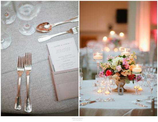 Wedding Reception Corcoran Gallery of Art  // Photos by Ampersand Photography