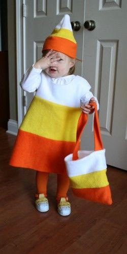 Candy Corn Costume!  :)