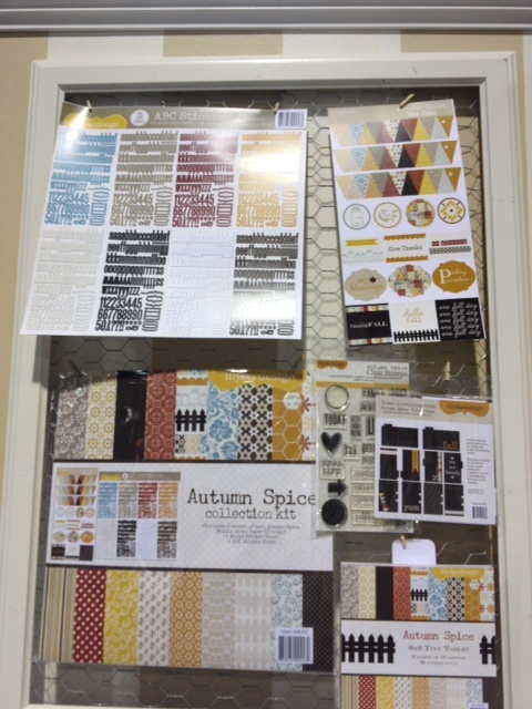 *Coming Soon* Brand New Lily Bee Design Autumn Spice Collection - Scrapbook.com