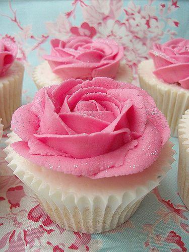 Sugar Rose Cupcake-Cath Kidston