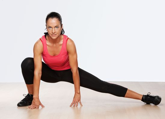 Lower Body Circuit Training- Complete 4 circuits. No rest between exercises; rest 30 seconds after each circuit.  20 seconds Run In Place,10 Inner Thigh Lift (5 each leg),10 Side Step Lunges (10 total),10 Alternating Leg Lifts (5 each leg) #circuit #workout