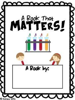 matter book freebie
