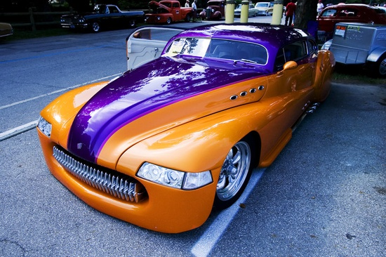 Classic Custom Car
