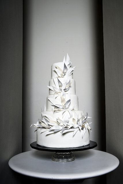 "wedding cakes by Victoria Made {see more beautiful wedding cakes on ""Cake on Cake on Cake"" board}"