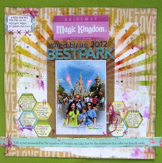 Best Park by @Lisa Saunders created with #CocoaDaisyKits