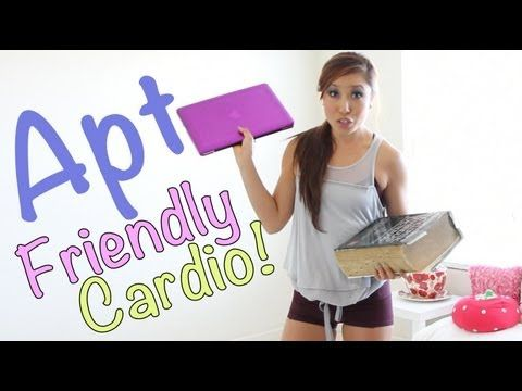 LIke Money Apartment Friendly POP Cardio Workout with Cassey Ho