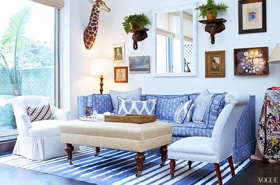 Rebecca de Ravenel's West Village Apartment