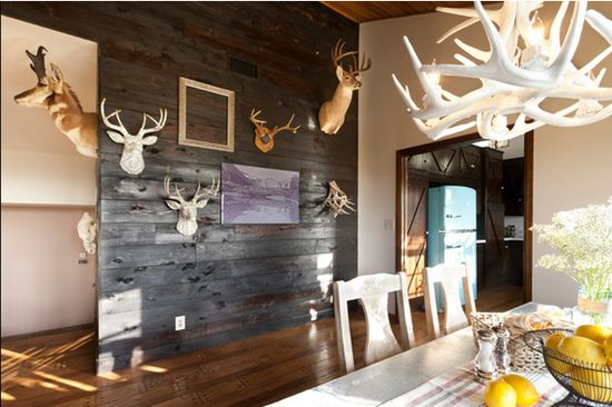 12 Ways We're Game With the Taxidermy Trend