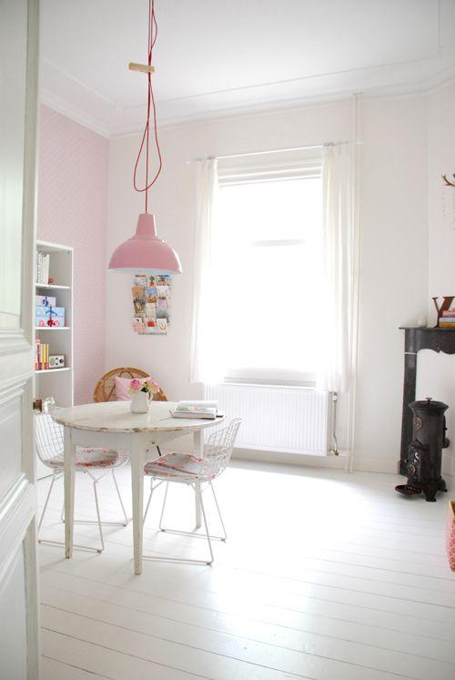 lovely bright room.
