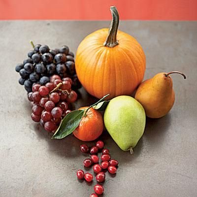 Fall Produce Guide