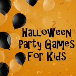 Are you hosting a Halloween Party for your kids this year? You've thought about the decorations and the food, you've told everyone to wear costumes...