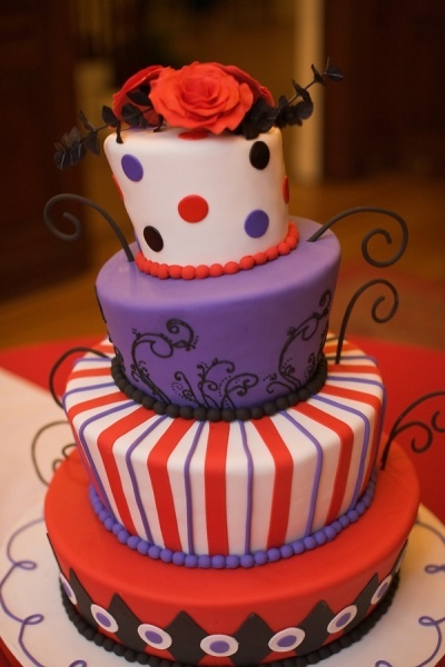 Birthday party ideas images frompo for 18th birthday cake decoration ideas