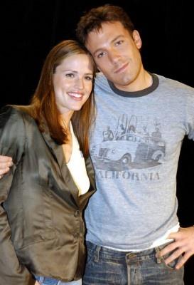 Ben Affleck & Jennifer Garner