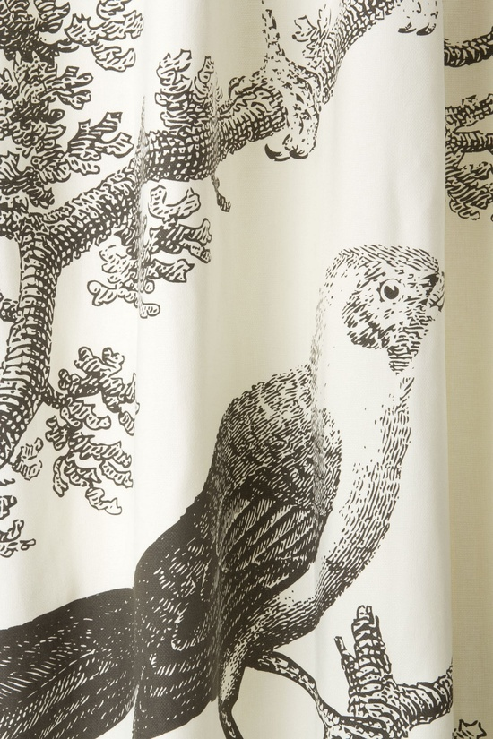 Handwoven Atticus Shower Curtain / Anthropologie.com #relax #home