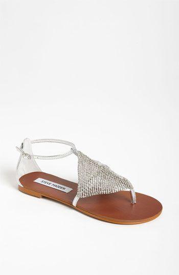 Steve Madden 'Shineyy' flat sandal