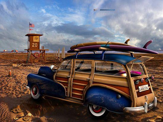 Car-On-The-Beach-1-2ZIMX4EBUG-1024x768.jpg (1024×768)