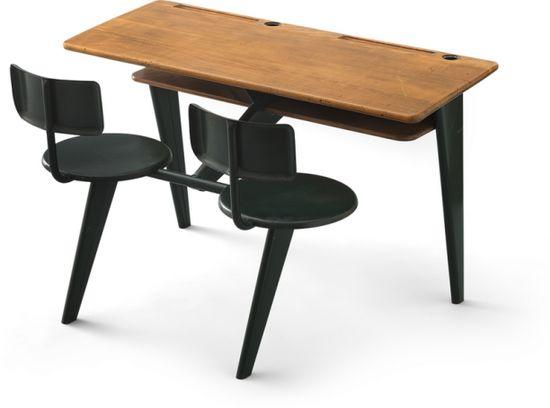 The Functional School Desks: Wonderful School Desk Design ~ lanewstalk.com Office Furniture Inspiration