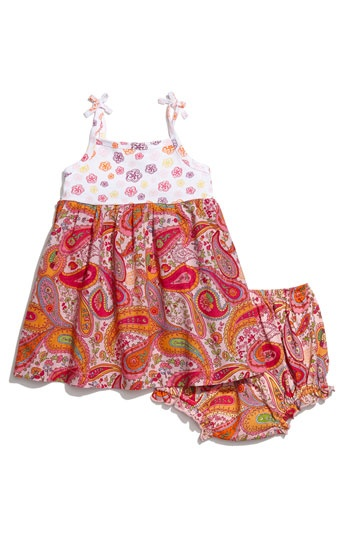 Paisley printed baby clothes...Sold!