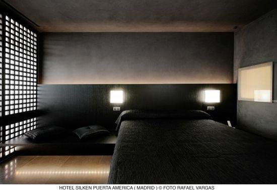 Slaapkamer sfeer donker