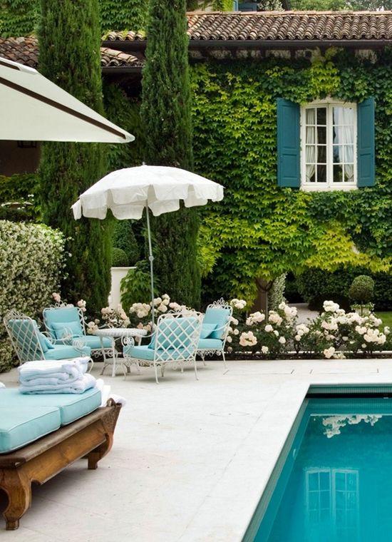 #garden #pools