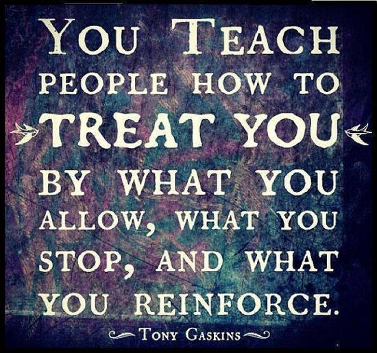 #selfrespect