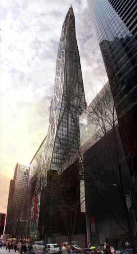 MoMA Tower by Jean Nouvel