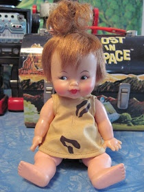 Tracy's Toys (and Some Other Stuff): 1960s Ideal Pebbles Doll