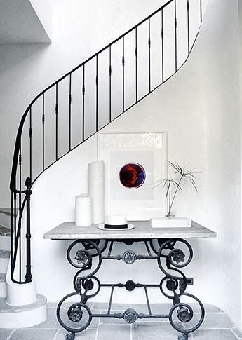 Monochrome Interiors by Joseph Dirand Architecture