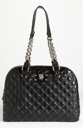 MARC JACOBS 'Karlie' Leather Shoulder Bag #NSale #Nordstrom