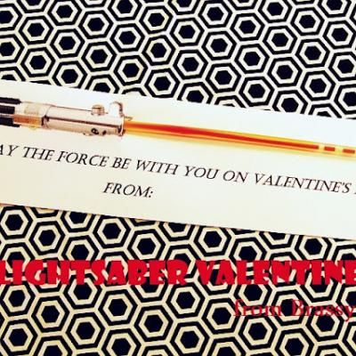 Cute! Star Wars Valentine {DIY Valentine Card} #printable #valentine @mary bond