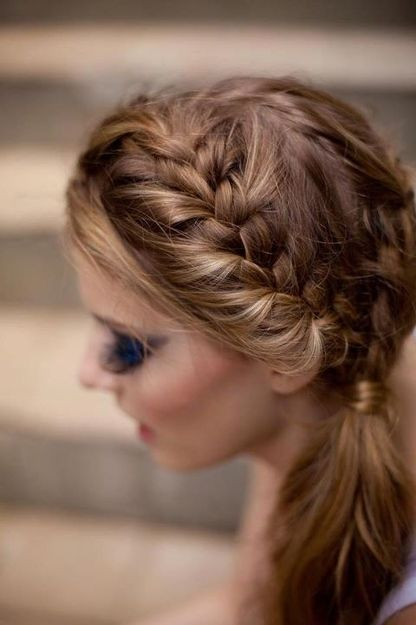 Find out how to create these beautiful braids for a fun summer look!