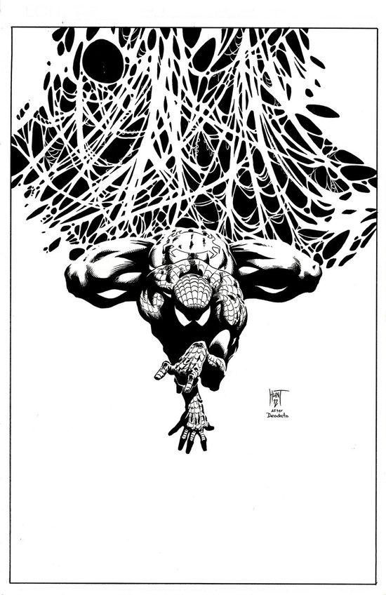Spider-Man by ~KenHunt on deviantART