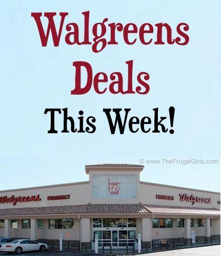 Walgreens Deals Sneak Peek! {11/10 - 11/16} at TheFrugalGirls.com