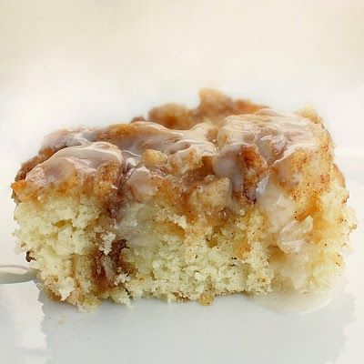 Best Cinnamon Cake
