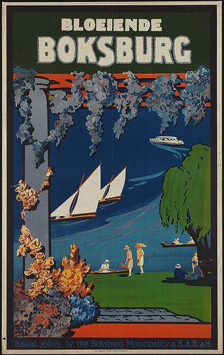 Bloeiende Boksburg by Boston Public Library, via Flickr