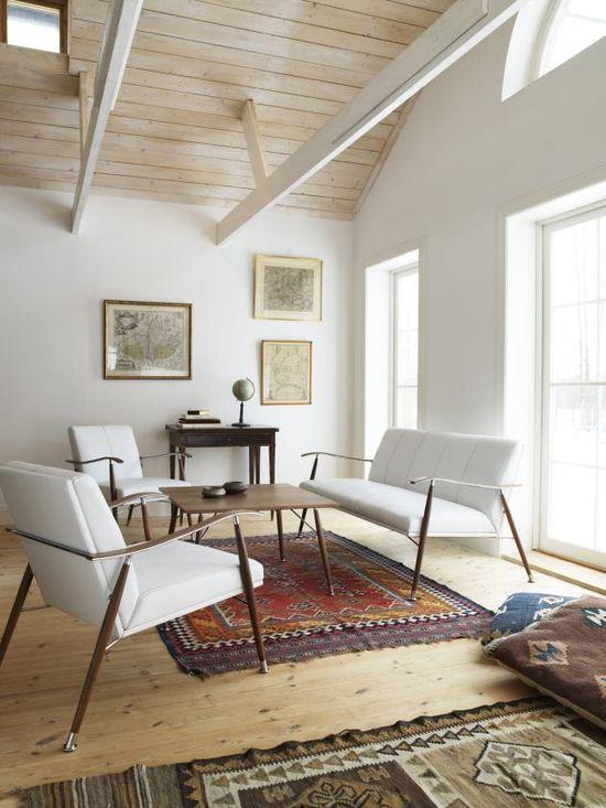 Mid century Modern seating