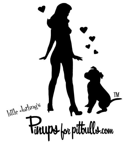 Pinup's for Pit Bulls logo