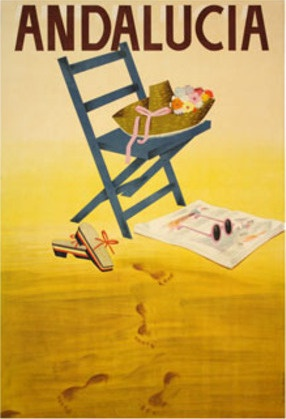 Andalucia #travel #poster