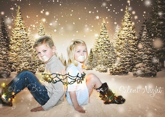 hahahaha!!! Christmas card! :)