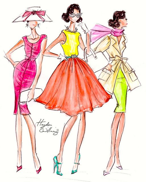 The First Lady collection by Hayden Williams, via Flickr.