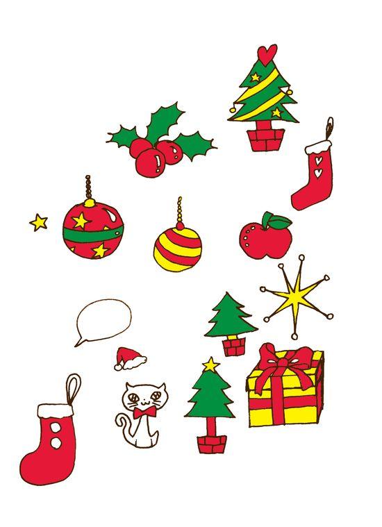 Anna Lou - Christmas decorations