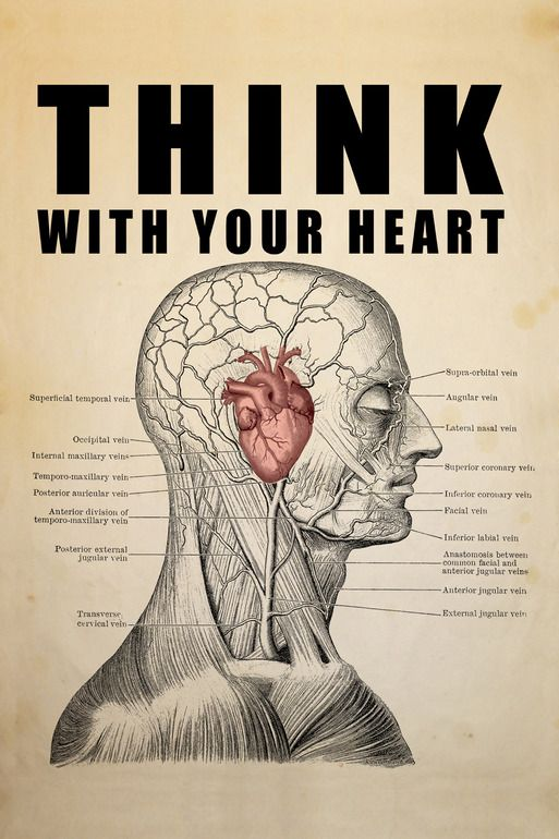 "I'm out of my mind, but I'm into you. Saatchi Online Artist: Henri Banks; Paper, 2012, Mixed Media ""Think"""