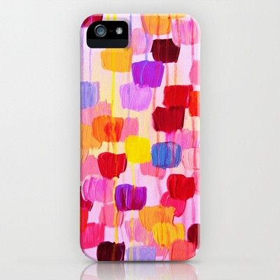 Dottie in Pink iPhone Case