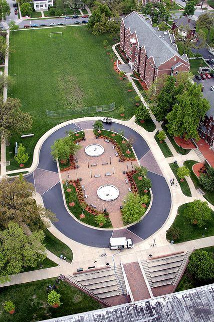 Drury University in Springfield, Missouri