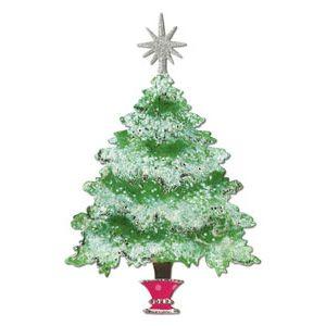 Sizzix Bigz Die - Tree, Christmas w/Star & Stand $19.99