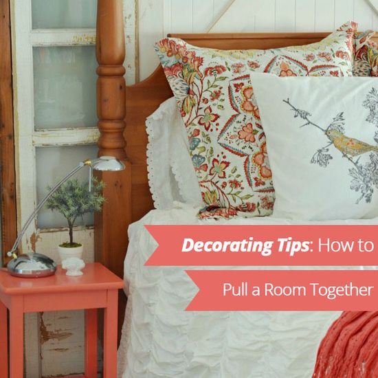 5 Tips on How to Pull a Room Together