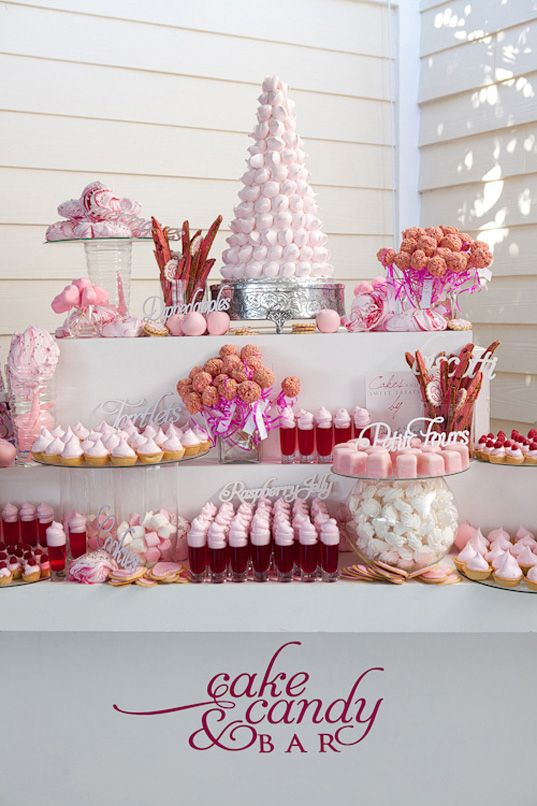 Pink candy bar*
